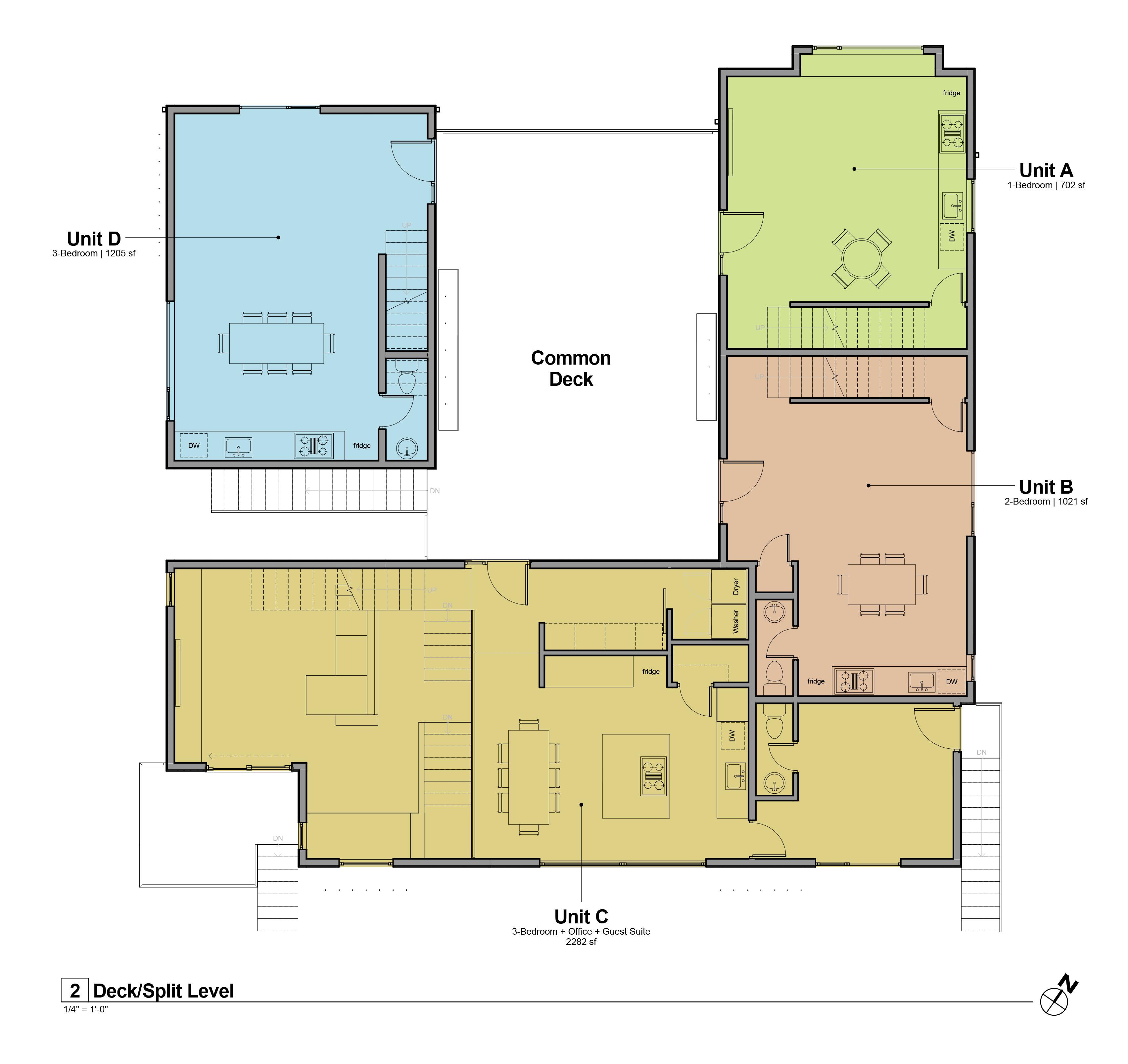 100 3 Level Split Floor Plans Floor Plans For